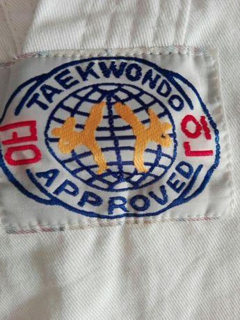 Taekwondo parte de cima