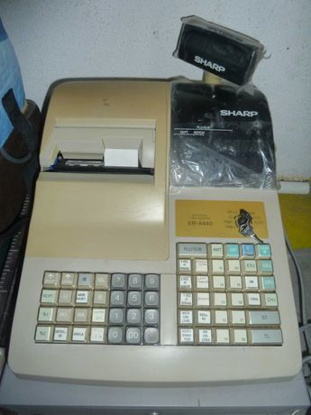 Caixa registadora Sharp