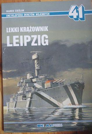 Lekki krążownik Leipzig