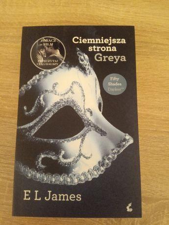 EL James Ciemniejsza strona Greya