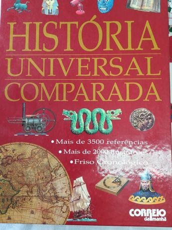 Livro história universal