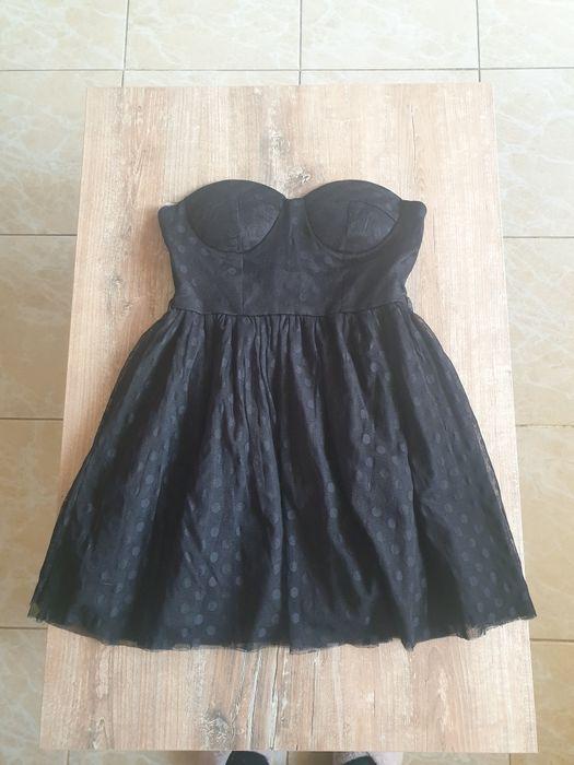 Sukienka tiulowa kropki M Tychy - image 1