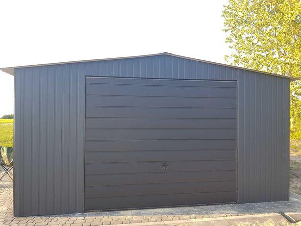 Blaszak garaż blaszany schowek magazynek 3x5