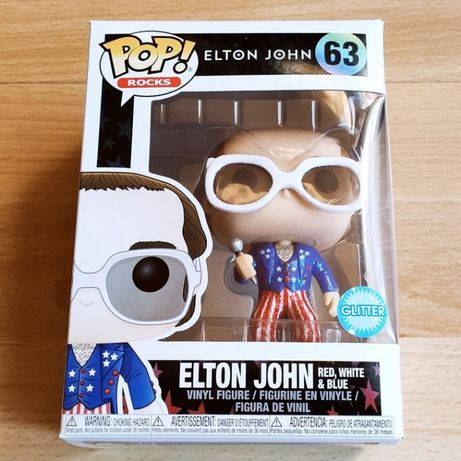 Figurka winylowa Funko POP! Rocks 63 - ELTON JOHN - Exclusive