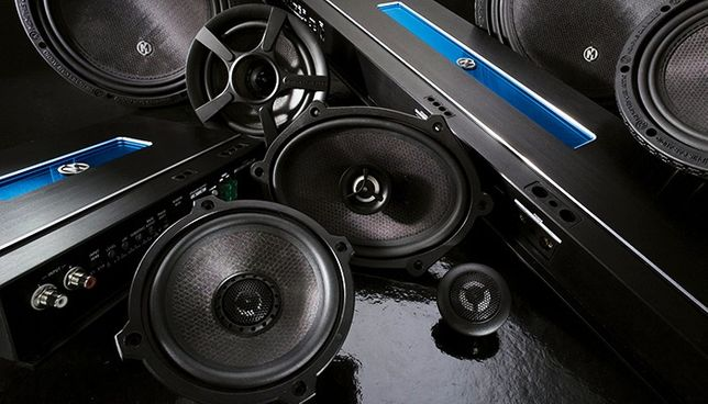 Установка динамиков, магнитол, усилителей, автозвука.настройка акустик