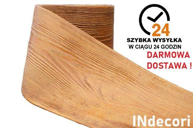 DESKI DESKA / POMALOWANA / Elewacyjna Dekoracyjna Elastyczna/ GRATIS !