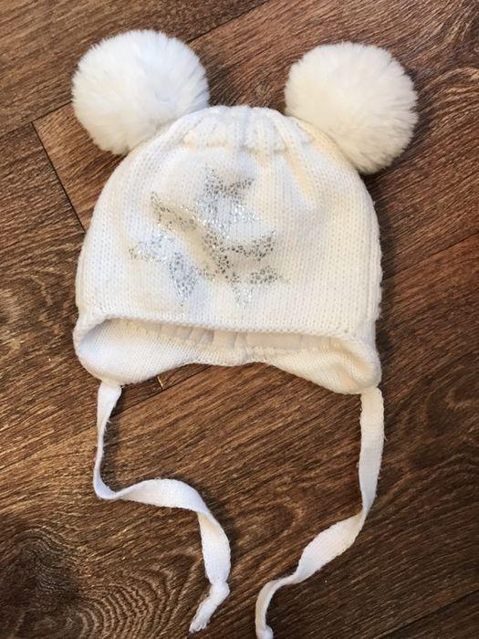 Зимняя шапка на девочку Харьков - изображение 1