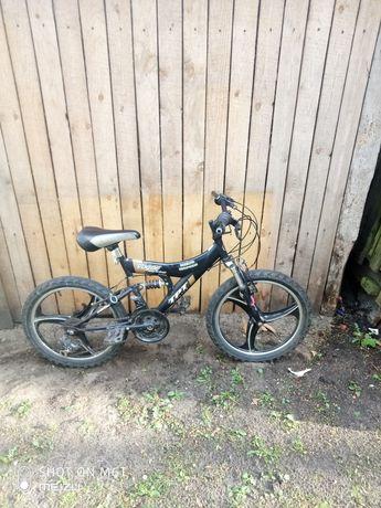 Дитячий велосипедик горняк