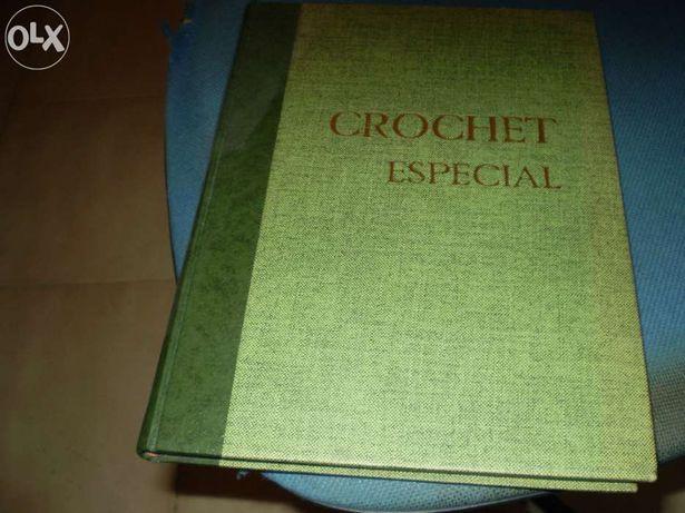 Livro crochet especial