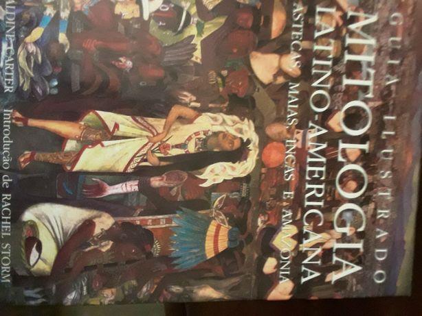 A Mitologia_ americana aztecas Maias incas