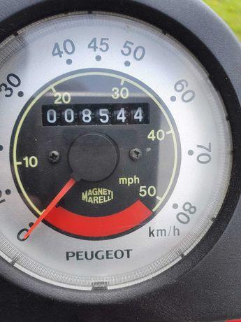 Skuter Peugeot 206 WRC