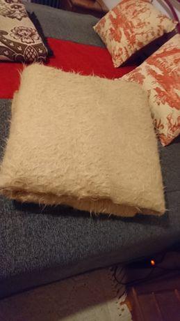 Cobertor de lã de ovelha