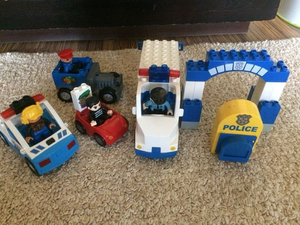 Lego полиция 650 руб