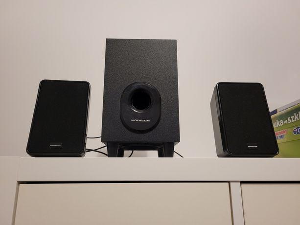Głośniki do komputera firmy MODECOM