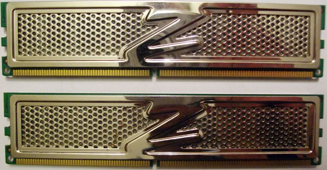 Pamięć RAM DDR2 OCz Platinum Revision2, 2GB (2x1GB), 800MHz, CL4, 2.1V
