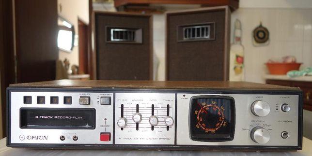 Rádio ORION Antigo
