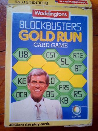 Продам гру Blockbusters Gold run на англійській мові