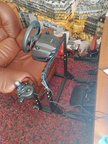 Suporte para volantes Wheel stand para simulador