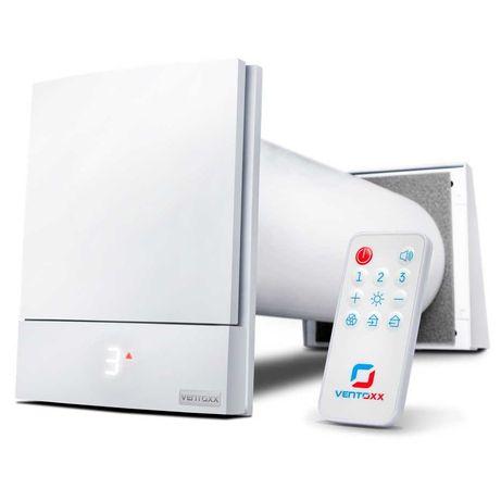 Рекуператор Ventoxx Harmony. Приточно-вытяжная система вентиляции.