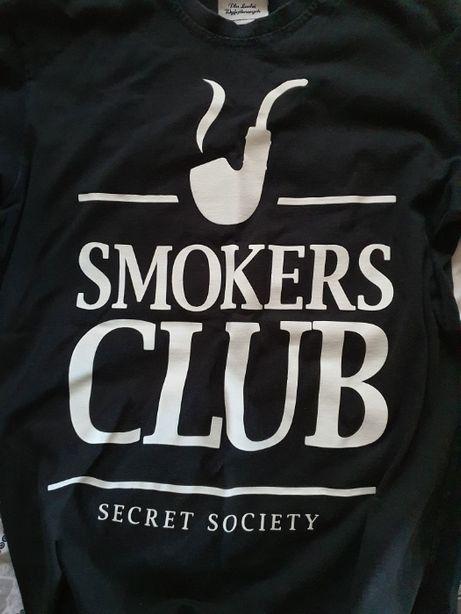 koszulka t shirt Diamante Wear SMOKERS CLUB Oryginalna Rozmiar M