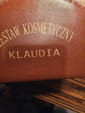 Zestaw kosmetyczny KLAUDIA - 18 części.