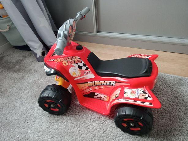 Do sprzedania dziecięcy quad,motor.Stan Bdb.
