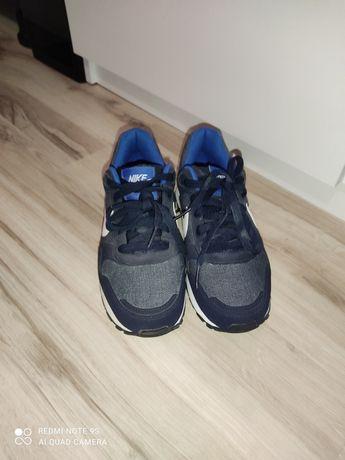 Buty damskie granatowe Nike