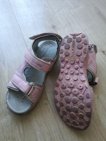 Sandaly Geox Cuore 32, rozowe