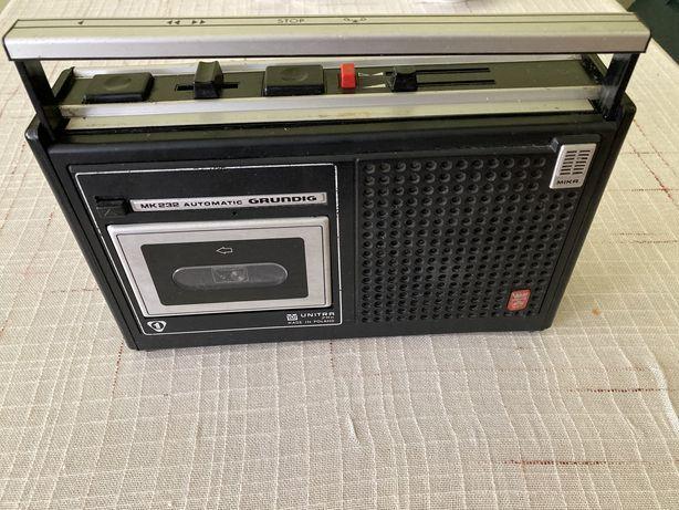 Magnetofon kasetowy