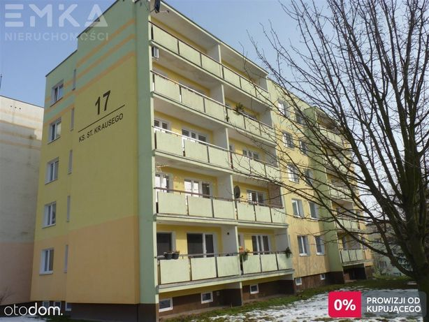 Mieszkanie 72,6 m2 / Świecie ul. Krausego