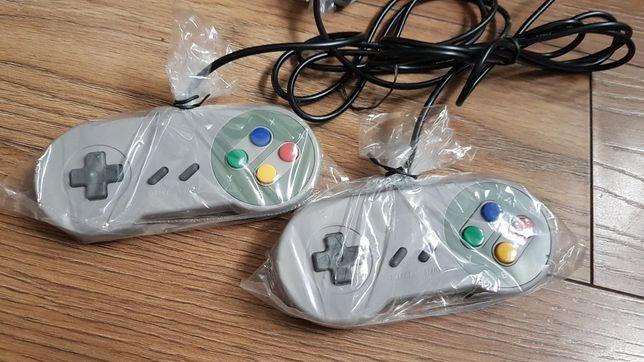2x Pad Super  Nintendo  SNES pady nowe