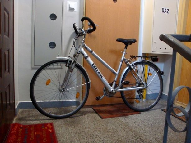 Rower Crossowy - Koła 28'' -Komfortowy