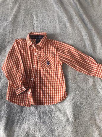 Koszula chlopieca Firmy U.S Polo