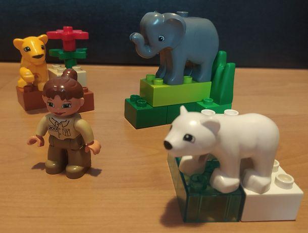 LEGO 4962 Duplo - Małe Zoo