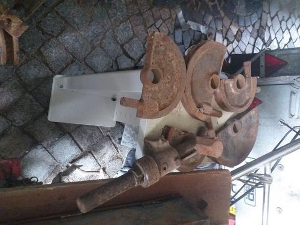 Máquina para dobrar tubo 5 medidas