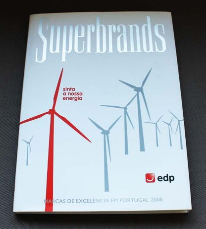Livro Superbrands - Marcas de excelência em Portugal 2008 Volume IV