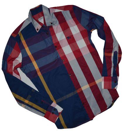 BURBERRY LONDON XXS/XS koszula w kratę nowa