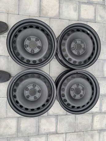 Felgi Stalowe 15'' 5x112 ET 47 VW SEAT SKODA