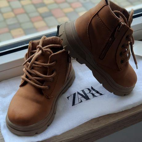 Деми сапоги, сапожки, ботинки zara