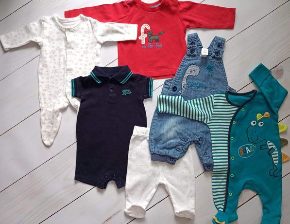 Набор одежды на новорождённого 50-56см   Укрпочтой бесплатно