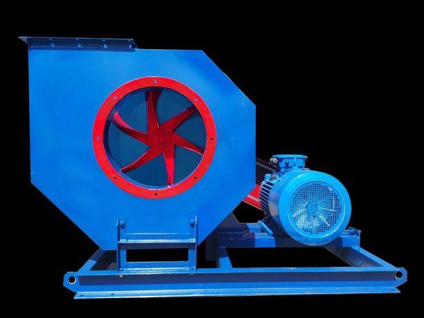 Балансування промислових вентиляторів