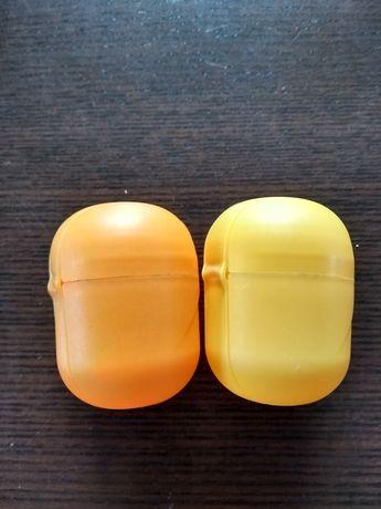 Kinder niespodzianka osłonki żółte 1zl za 2 sztuki