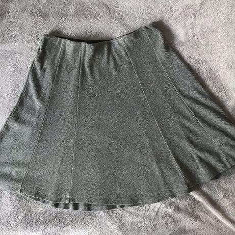 Szara spódniczka Cubus
