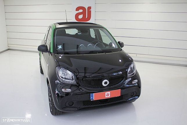 Smart ForFour Electric Drive Passion