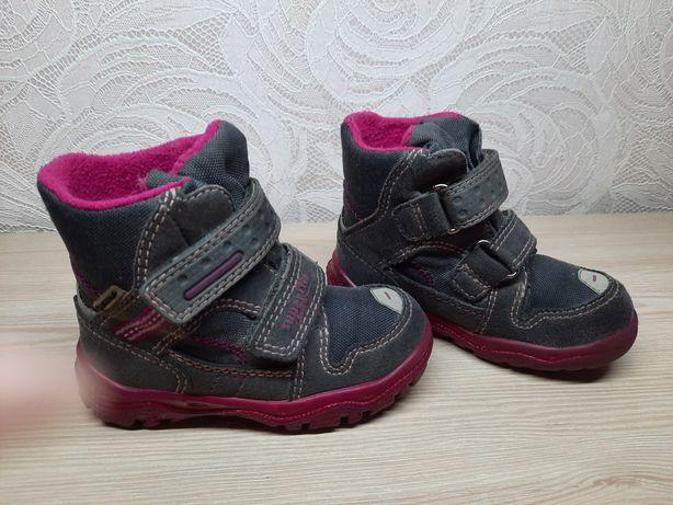 Ботинки Superfit  23 р.
