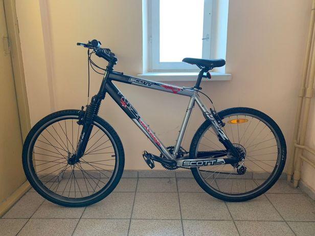 Scott велосипед