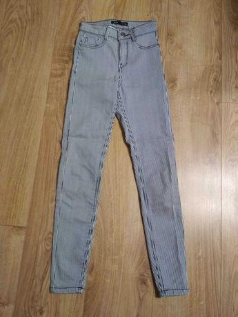 Spodnie dziewczęce XXS