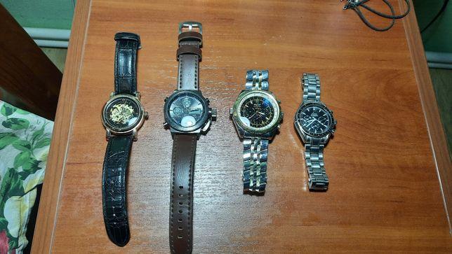Часы наручные брендовые