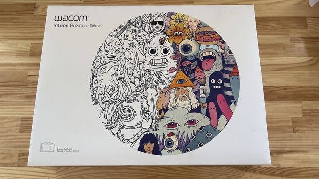 Графический планшет Wacom Intuos Pro Paper Edition L 2 (PTH-860P)