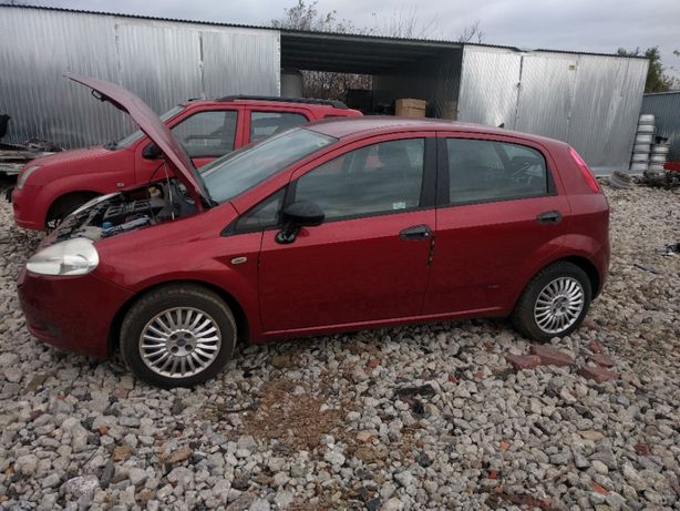 2006 Fiat Punto 1.2 MPI 8V